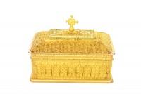 Κουτί Προηγιασμένης Μεγάλο Επίχρυσο (126-35)
