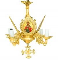 Πολυέλαιος 4Φ Κορνίζες OXAL (226-06)