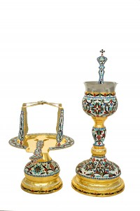 Chalices Sets Byzantine Enamel Α' (103-02)