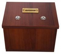 Κουτί Φιλοπτώχων Ξύλινο (132-11)