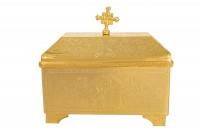 Κουτί  Προηγιασμένης Τσιγκογραφία Α' (126-04)