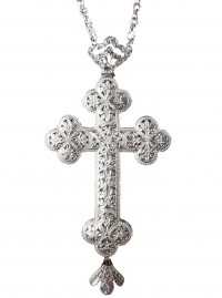 Cross Silver-Plated Silver (925) (ΣΤ08)
