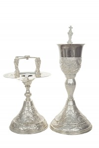 Chalices Sets Russian Α΄ White (103-76S)
