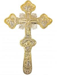 Σταυρός Ευλογίας ΑΑ'  Δίχρωμος (123-00)