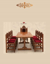 Bishop's Set Table-Chair Μ991