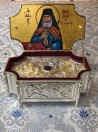 Χειροποίητη Κατασκευή Λειψανοθήκης του Αγίου Λουκά του Ιατρού