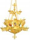 Πολυέλαιος 19Φ Κορνίζες OXAL (229-36)