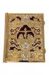 Ευαγγέλιο Βελούδο ΑΑ' Δίχρωμο (102-17)