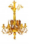 Chandeliers Mount Athos 6F (267-41)A