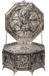 Χειροποίητη Κατασκευή Λειψανοθήκης του Αγίου Ιερομάρτυρος Κυπριανού